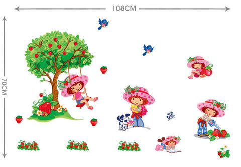 FREE Sticker - Kids / Nursery wall decals Removable Wall Sticker