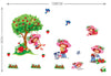 Image of FREE Sticker - Kids / Nursery wall decals Removable Wall Sticker