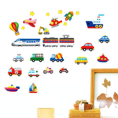 Nursery wall decals Removable Wall Sticker