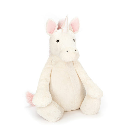 Jellycat Bashful Unicorn HUGE BAH2UN Christmas gift