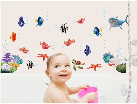 FINDING NEMO  Nursery / kids Removable wall decals Wall Sticker