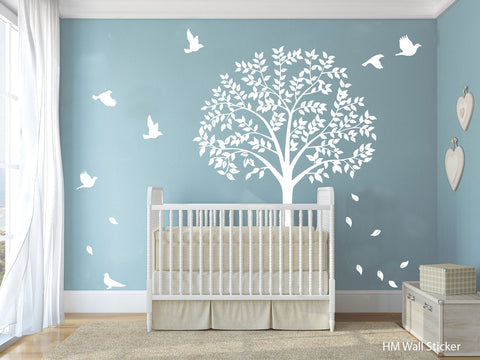 Tree Removable Wall Stickers Decal, Made in Australia