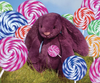 Image of Jellycat Bashful Plum Bunny Medium BAS3PLUM Christmas gift