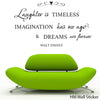 Image of life inspiration  Inspirational Quote Wall Decal Removable wall sticker Mural