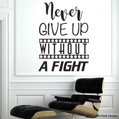 Removable Wall Sticker Decal Vinyl Decals - Inspirational Quotes