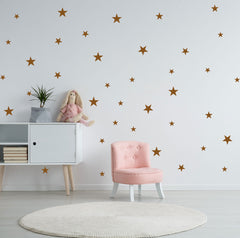229 STARS Removable Wall Sticker Wall Decal
