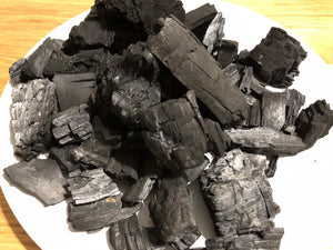 Chestnut Charcoal from Agro-forest (2.5 gallon bag)
