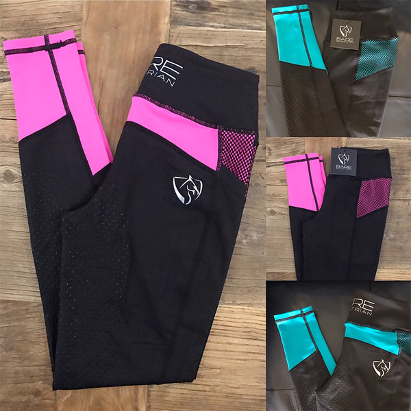NEONS! These Performance Tights are amazing!