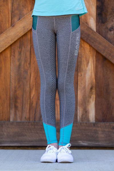 Youth Performance Tights - Pop