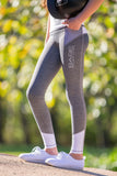 Youth Performance Tights - Ice Queen