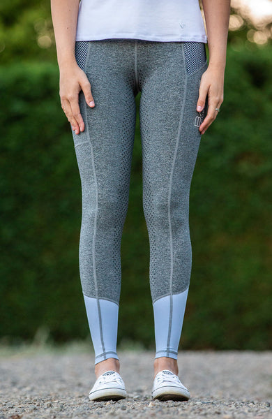 BARE Performance Riding Tights - Dreamy