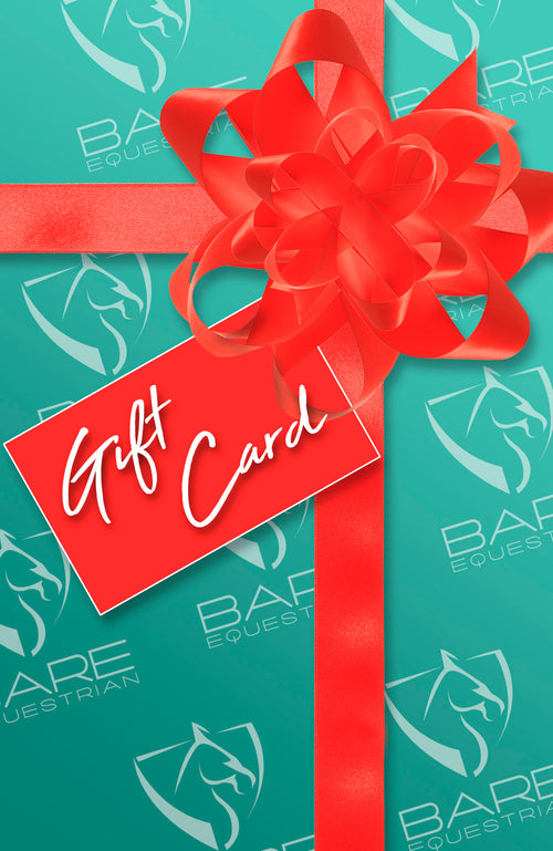 BARE Equestrian Gift Card