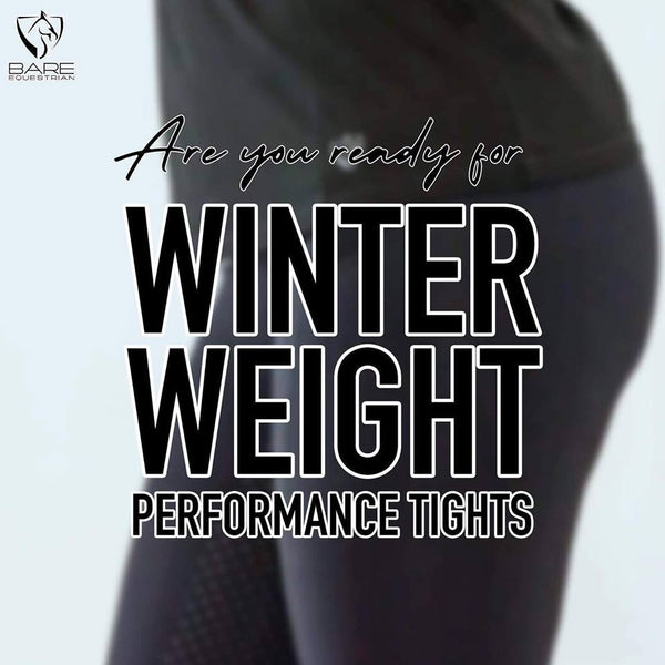BARE ThermoFit Winter Performance Tights - Black
