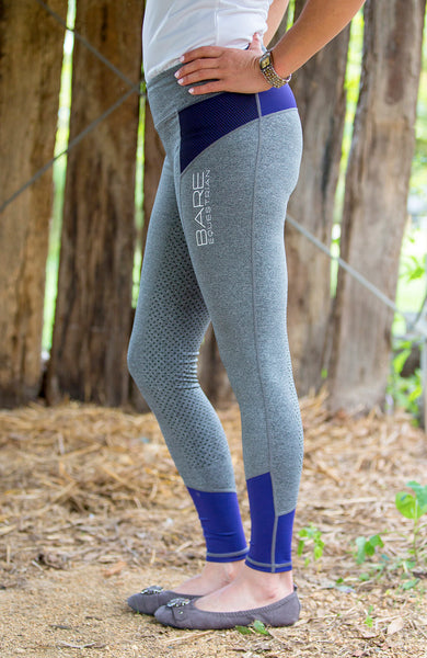BARE Performance Tights - Imperial Grey
