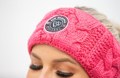 BARE Winter Series - Anna Headband - Pink