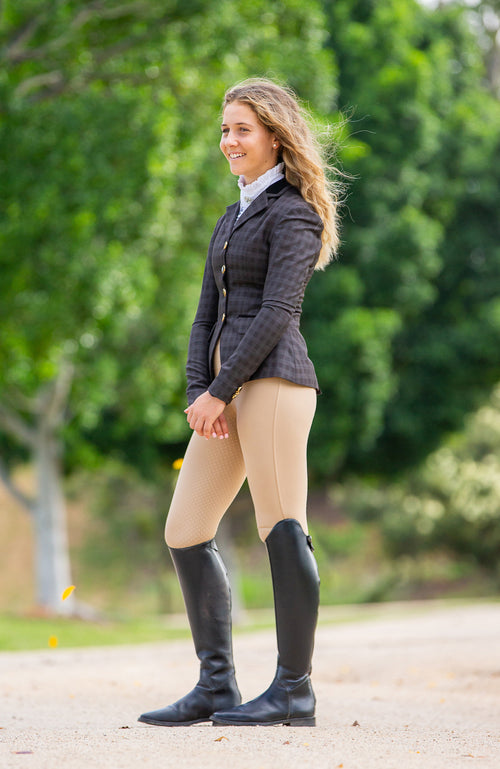 Youth Competition Wear - Hunter Competition Tights