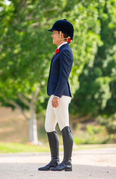 Youth Competition Wear - Vanilla Creme Competition Tights