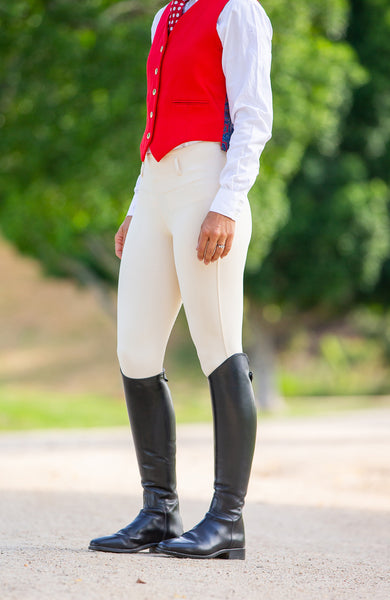 BARE Competition Wear - Vanilla Creme Competition Tights