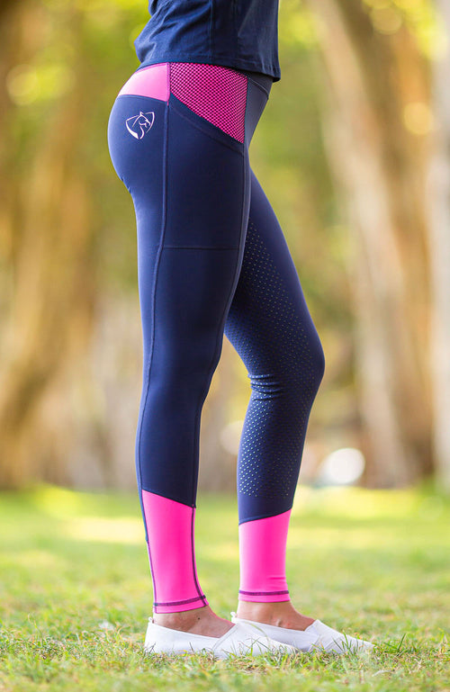 BARE Performance Riding Tights - Florida