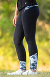 BARE Performance Tights - Black Iris