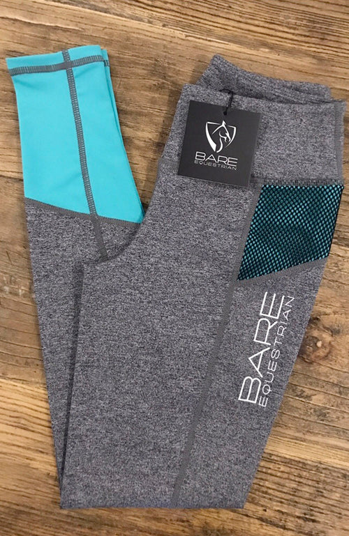 No Grip BARE Performance Tights - Pop