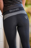 BARE Performance Riding Tights - Stormy Rider