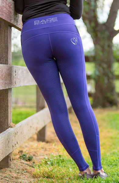 BARE Performance Tights - Violet Navy