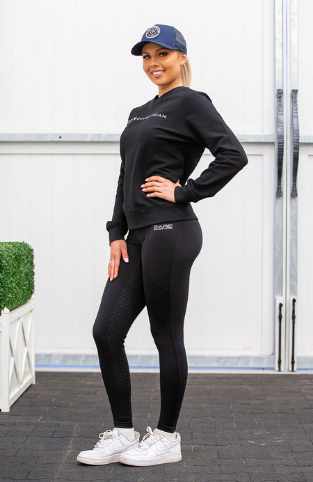 BARE Performance Riding Tights - Blush