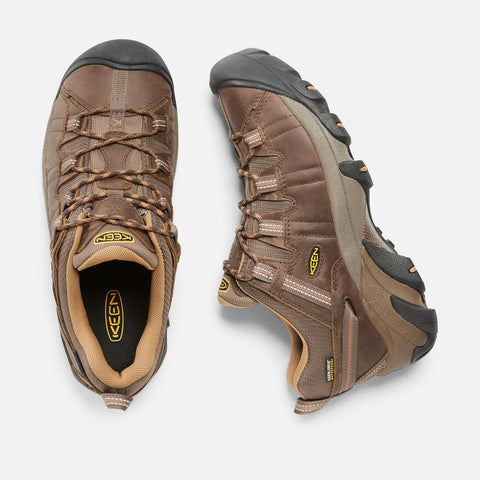 KEEN - TARGHEE III WP LOW - HIKING BOOT