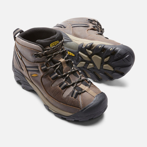 KEEN - TARGHEE II WP MID - HIKING BOOT