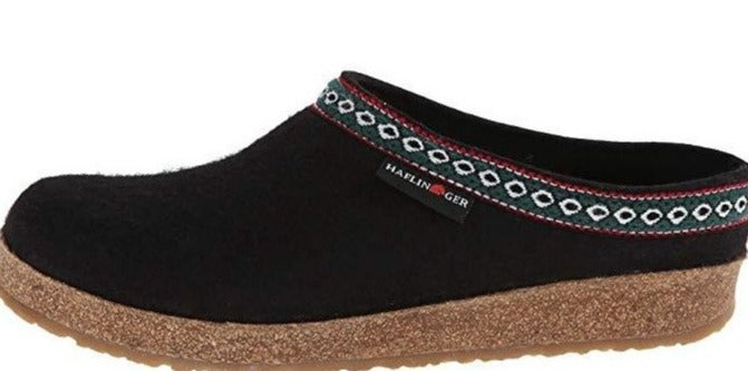 HAFLINGER - CLASSIC GRIZZLY - SLIPPER - UNISEX