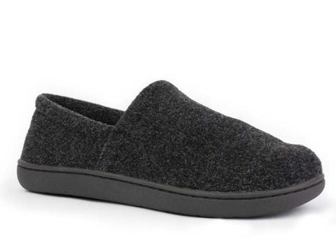 TEMPUR-PEDIC - FLINN - CHARCOAL - SLIPPER