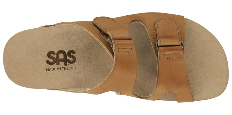 SAS - SEASIDE - SLIDE SANDAL