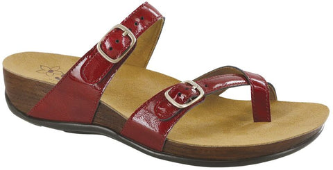SAS - SHELLY - TOE SLIDE SANDAL