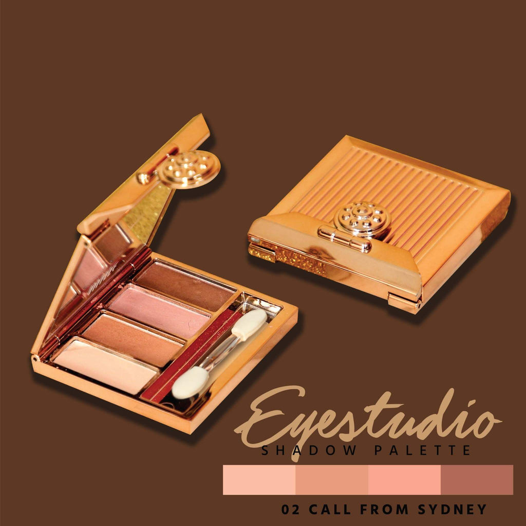 Mille Eyestudio Shadow Palette #02 Call from Sydney