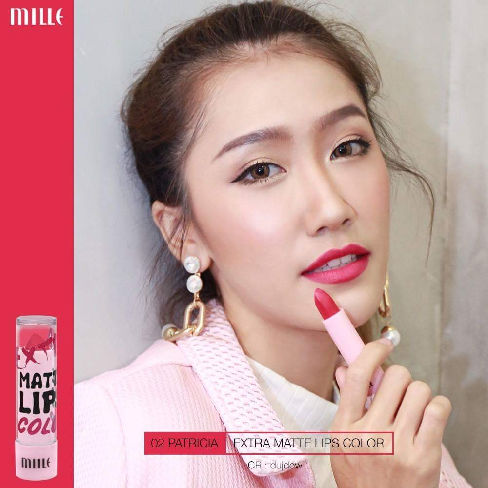Mille Extra Matte Lip Color 02