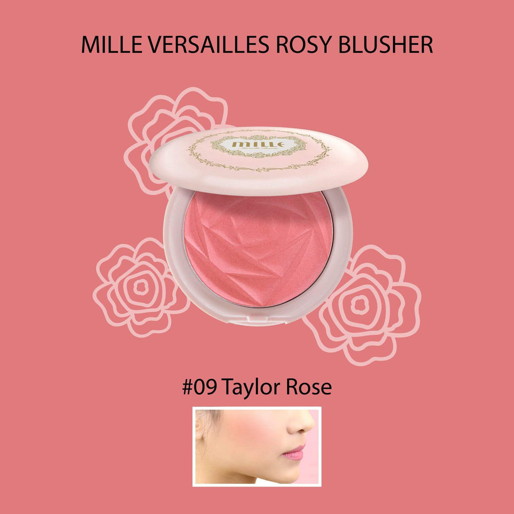 Versailles Rosy Blusher #Taylor Rose
