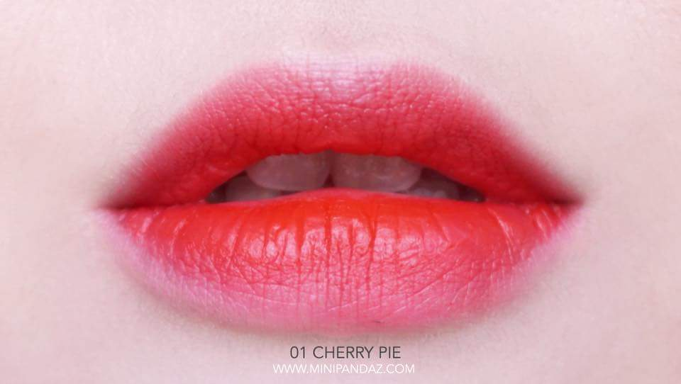 Tattoo Velvet Tint #01 Cherry Pie