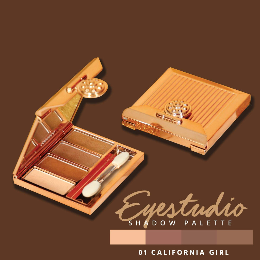 Mille Eyestudio Shadow Palette #01 California Girl