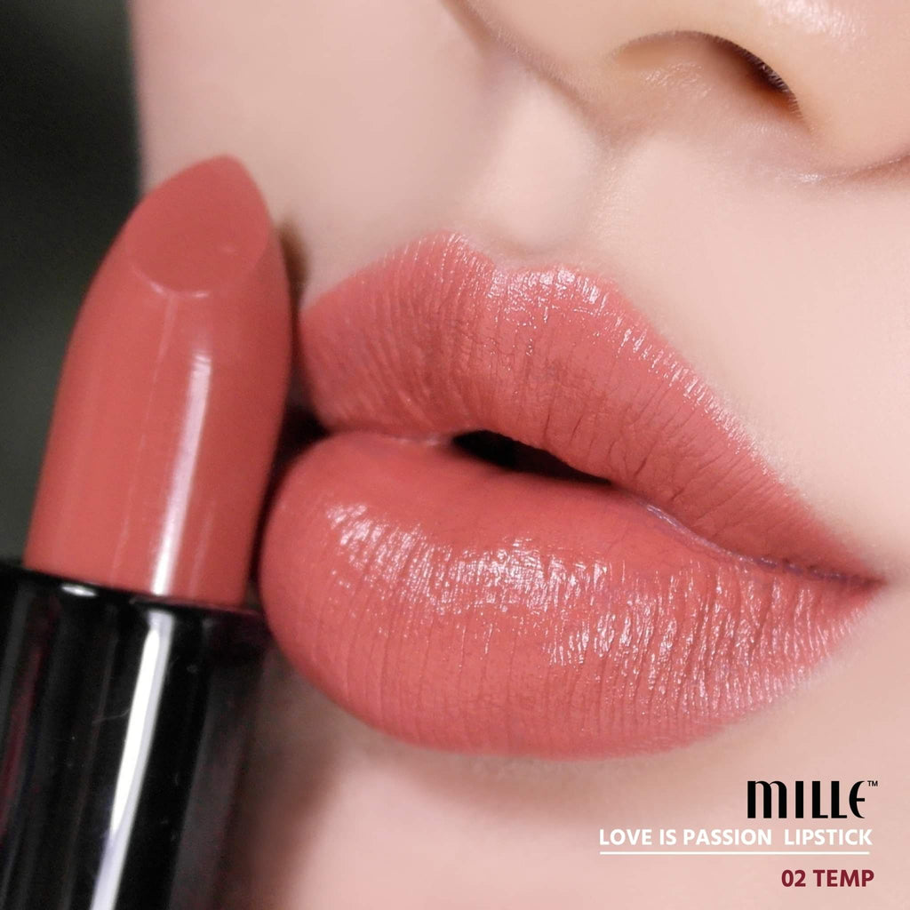 LOVE IS PASSION LIPSTICK  02 TEMP