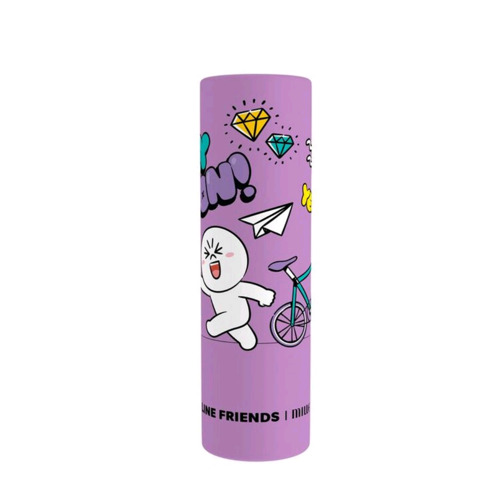 LINE FRIENDS|MILLE ICONIC LIP COLOR #06 MOON
