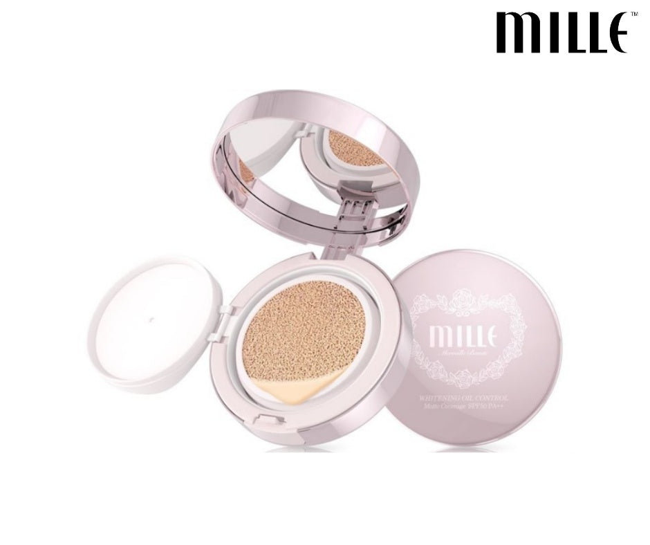 MILLE BB Cushion Matte Coverage SPF50 PA++