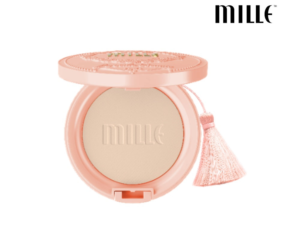 MILLE Mineral Snail Collagen Pact SPF25 PA++