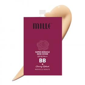 MILLE BB Cream Super Miracle Skin Cover
