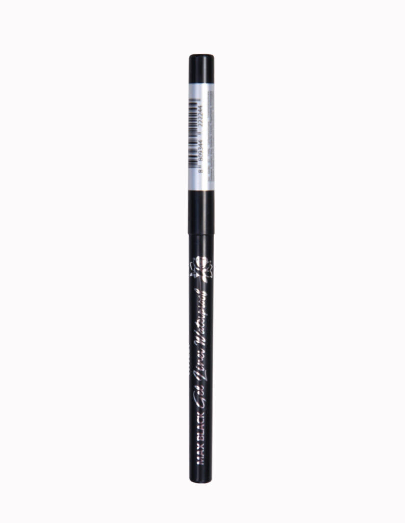 Mille Max Black Gel Liner Waterproof