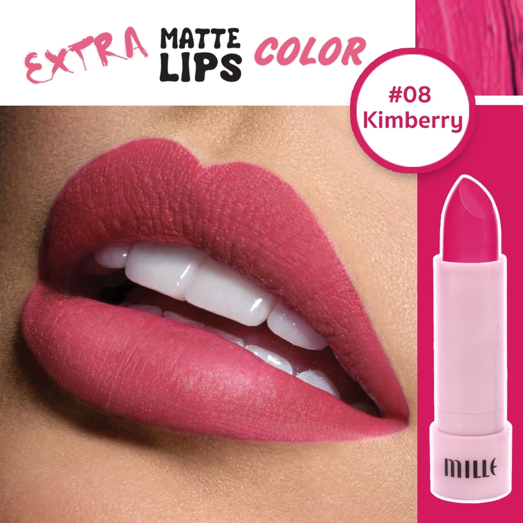 EXTRA Matte Lip Color #08 Kimberly