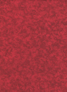 Red Blender Fabric - Fat Quarter