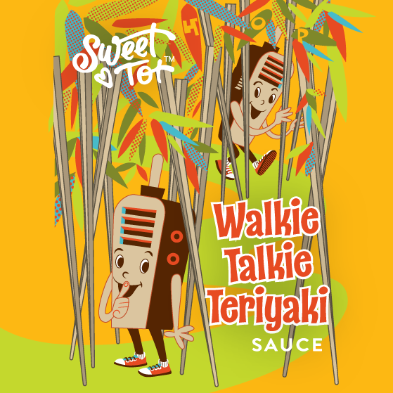 Walkie Talkie Teriyaki