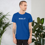 Premium Mutual Tee - Black/Navy - Mutual Boutique