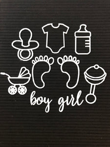 Baby Package - Boy
